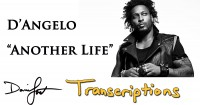 "D'Angelo Guitar Tab: Advanced R&B/Gospel/Soul Lesson – ""Another Life"""